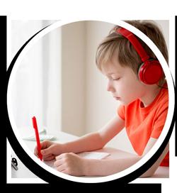کلاس های آنلاین کودکان موسسه زبان gmt