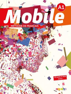 آموزشگاه زبان فرانسه GMT کتاب Mobile