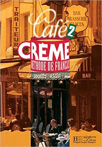 کتاب Café Creme در 3 ترم