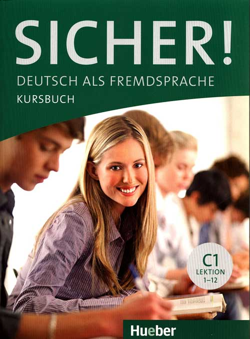 کتاب های زبان المانی c1 Sicher