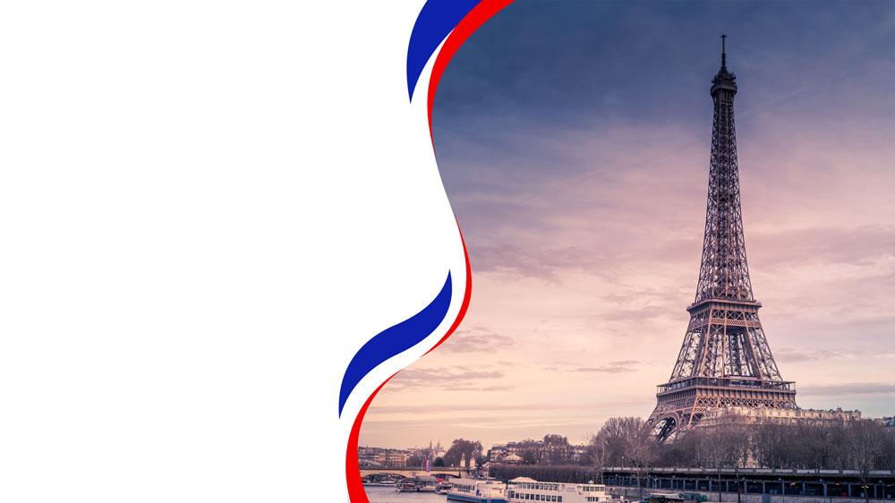 اسلایدر آموزش زبان فرانسه موسسه زبان gmt