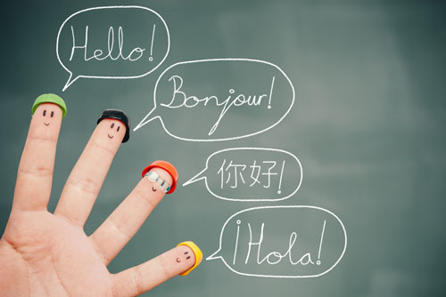 در یادگیری زبان افراط و تفریط نکنید