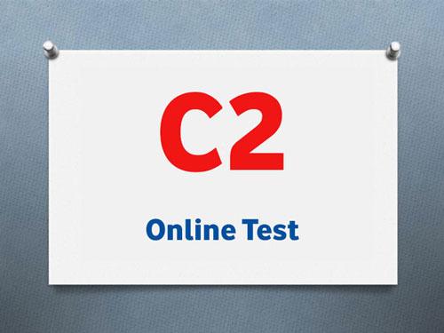سطح C1 آزمون تومر ، موسسه زبان gmt