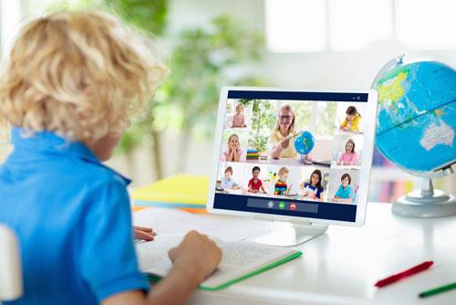 آموزش آنلاین زبان انگلیسی برای کودکان