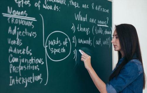 شرکت در کلاس های زبان موسسه gmt