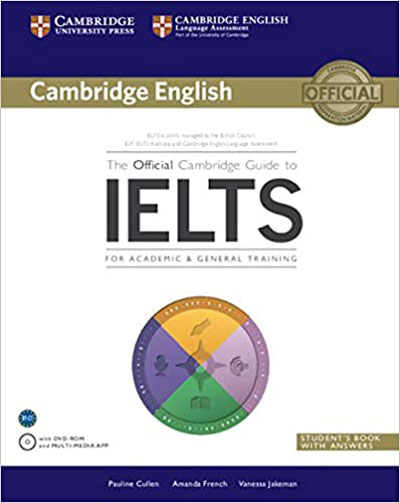 کتاب The Official Cambridge Guide To IELTS