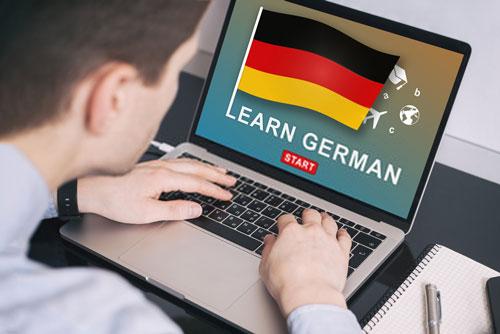 آموزش مجازی زبان آلمانی به صورت کلاس آنلاین آلمانی ، آموزشگاه زبان gmt