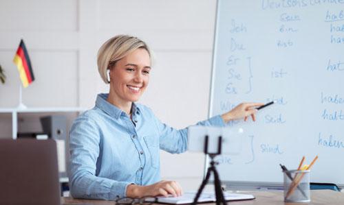 مزیت های آموزش خصوصی زبان آلمانی