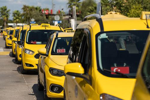 کلمات پرکاربرد ترکی استانبولی برای حمل و نقل