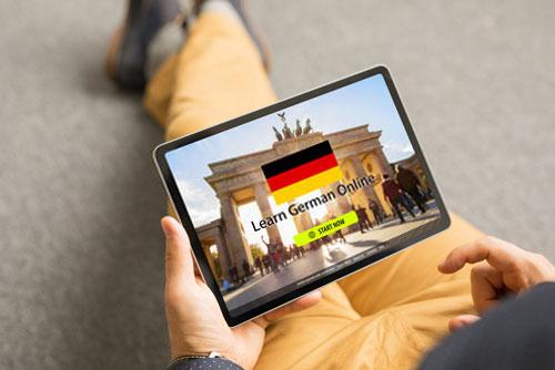 چگونه در کلاس آنلاین زبان آلمانی شرکت کنیم ( آموزشگاه زبان gmt )
