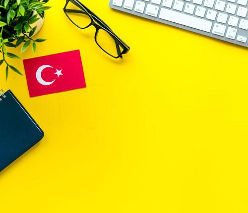 گام اول : یادگیری الفبای ترکی استانبولی
