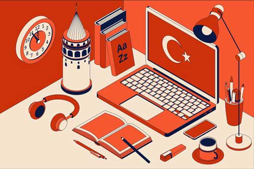 گرامر زبان ترکی استانبولی